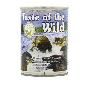 TASTE OF THE WILD Pacific Stream Canine - konzerva, 390g