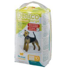 Higienske podloge za pse - 60 x 90 cm, 10 kosov