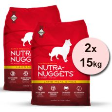 NUTRA NUGGETS Lamb & Rice, 15 kg