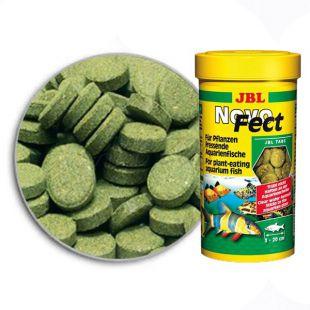 Hrana v obliki tablet JBL NovoFect 100 ml