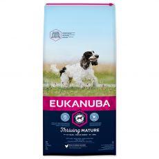 EUKANUBA MATURE & SENIOR 7+ Medium Breed - 15 kg