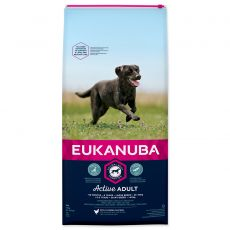 EUKANUBA ADULT Large Breed Chicken - 15 kg