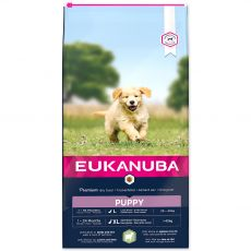 EUKANUBA PUPPY JUNIOR Lamb & Rice - 12 kg