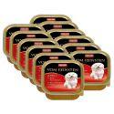 Pašteta ANIMONDA govedina + puranja srca, 12 x 150 g