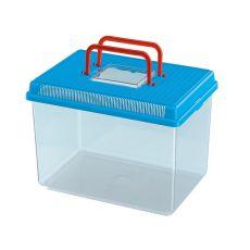 Transportna škatla Ferplast GEO LARGE - modra, 6 l