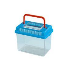 Transportna škatla Ferplast GEO MEDIUM - modra, 2,5 l