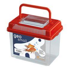 Transportna škatla Ferplast GEO SMALL - rdeča, 1 l