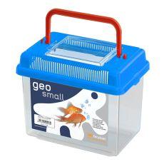 Transportna škatla Ferplast GEO SMALL - modra, 1 l