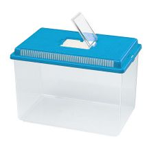 Transportna škatla Ferplast GEO EXTRA LARGE - modra, 11 l