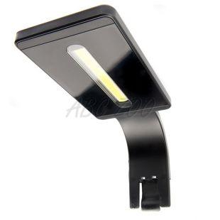 LED osvetlitev akvarijev Aquael LEDDY SMART SUNNY - 6 W, črna