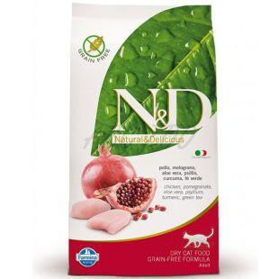 Farmina N&D cat GF ADULT Chicken & Pomegranate 0,3 kg