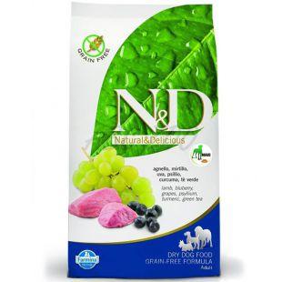 Farmina N&D dog GF ADULT MAXI Lamb & Blueberry 12 kg