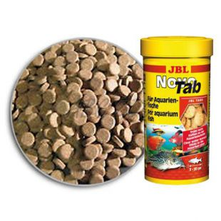 Ribja hrana JBL NovoTab 100 ml