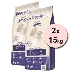 Fitmin MAXI Senior 2x15kg + BREZPLAČNA DOSTAVA