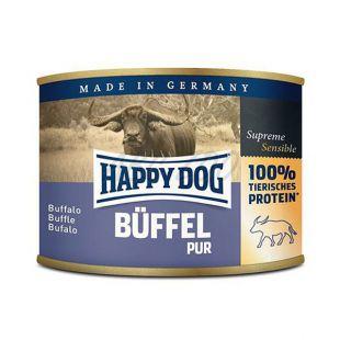 Happy Dog Pur - bivol, 200 g