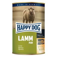 Happy Dog Pur - jagnjetina, 400 g