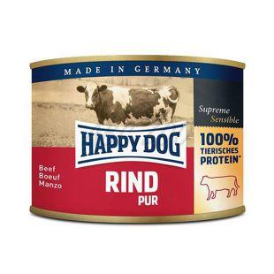 Happy Dog Pur - govedina, 200 g