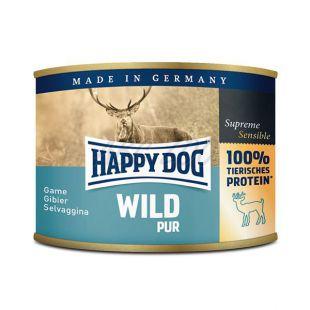 Happy Dog Pur - divjačina, 200 g