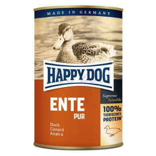Happy Dog Pur - raca, 400 g