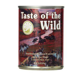 TASTE OF THE WILD Southwest Canyon Canine - konzerva, 390 g