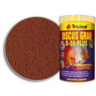 Hrana za diskuse TROPICAL Discus gran 250 ml/110 g
