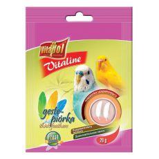 VITAPOL - mešanica Vitaline za gosto perje, 20 g