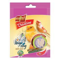 VITAPOL - mešanica Vitaline Sing Sing za ptice, 20 g