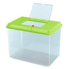 Transportna škatla Ferplast GEO MAXI - zelena, 21 l