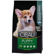 Farmina MO SP CIBAU dog PUPPY MEDIUM 2,5 kg
