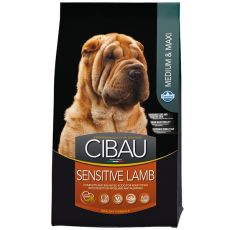 Farmina MO SP CIBAU dog sensitive lamb medium & maxi 2,5 kg