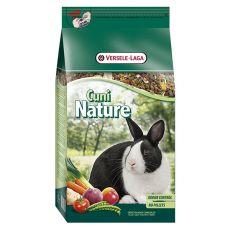 Cuni Nature 2,5 kg - krmilo za pritlikave zajce