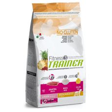 Trainer Fitness3 Junior MEDIUM MAXI, raca in riž -  12,5 kg