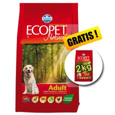 Farmina MO P ECOPET N dog ADULT MEDIUM 12 kg + 2 kg GRATIS