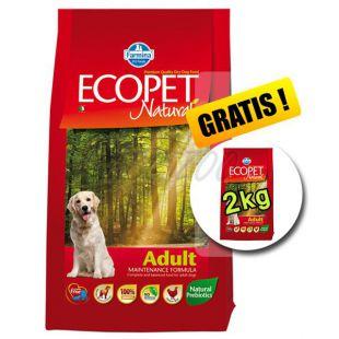 Farmina MO P ECOPET N dog ADULT MEDIUM 12 kg + 2 kg GRATIS