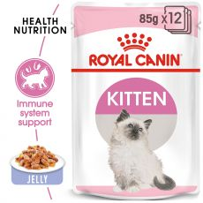 Royal Canin KITTEN Instinctive in Jelly 85 g - koščki v želeju