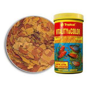 Hrana za obarvanost in vitalnost TROPICAL Vitality Colour 250 ml/50 g
