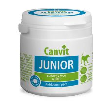 Canvit Junior - tablete za zdrav razvoj in rast mladičkov, 100 g