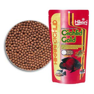 Rastlinska hrana Hikari Cichlid Gold Mini 250 g