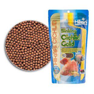 Hrana za ostrižnike Hikari Cichlid Gold Sinking Mini 342 g