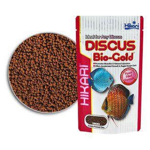 Hrana za ostrižnike Hikari Discus Bio Gold 80 g
