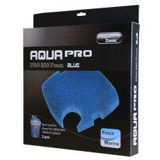 Biološka pena za filter AquaZonic AquaPRO 1800, 1800+UV, 2200+UV - BLUE