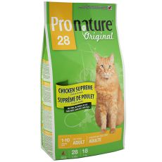 Pronature 28 Cat Adult Chicken Supreme 5,44 kg