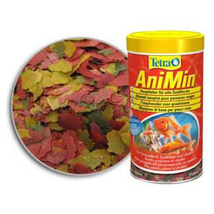 Hrana za zlate ribice TetraAniMin Goldfischfutter 250 ml