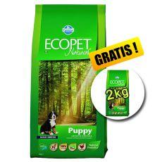 Farmina MO P ECOPET N dog PUPPY MAXI 12 kg + 2 kg GRATIS