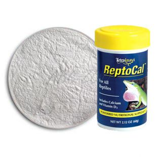 Prehransko dopolnilo za plazilce Tetrafauna Reptocal 100 ml