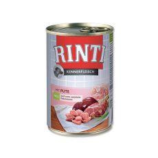 Konzerva RINTI - puran 400 g