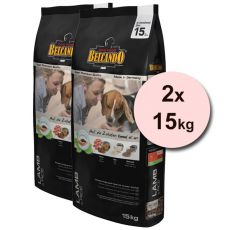 BELCANDO Lamb and Rice 2 x 15kg