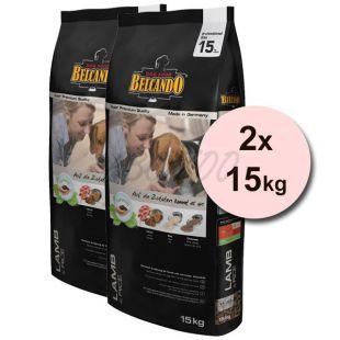 BELCANDO Lamb and Rice 2 x 15kg