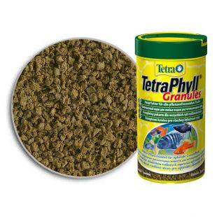 Hrana rastlinojede ribe TetraPhyll Granules 250 ml