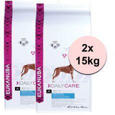 EUKANUBA Daily Care SENSITIVE Joints - 2 x 12,5 kg